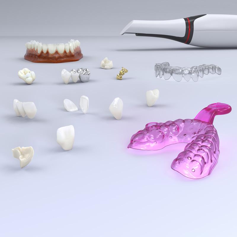 COMPLEO Material für festsitzenden Zahnersatz